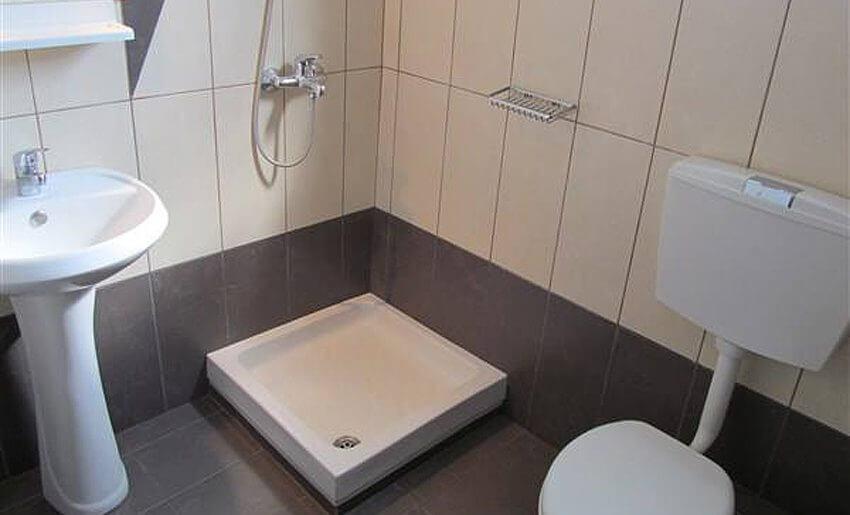 Ana Vila Tasos grcka apartmani kupatilo