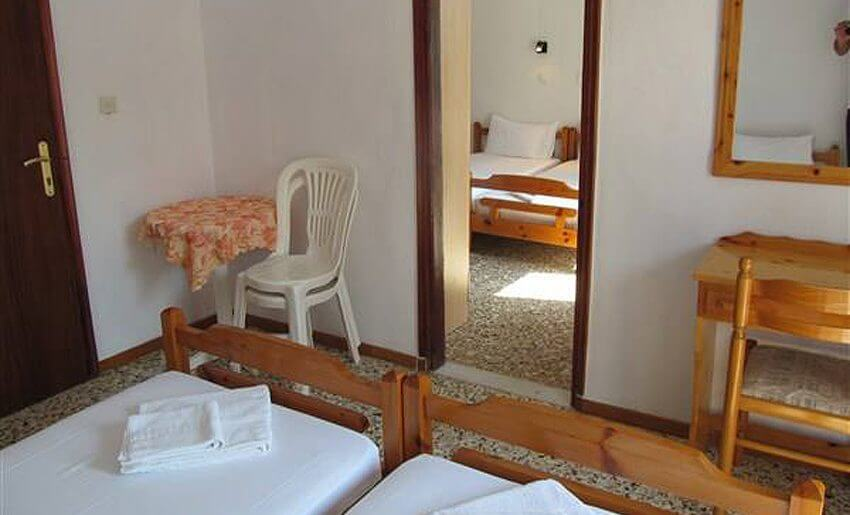 Ana Vila Tasos grcka apartmani letovanje apartman