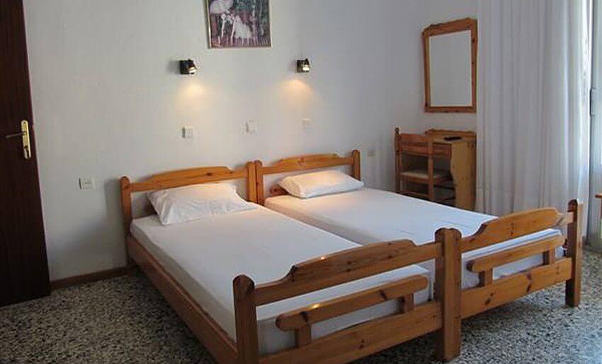 Ana Vila Tasos grcka apartmani letovanje dvokrevetni studio