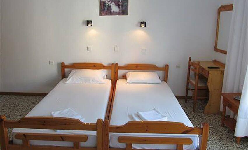 Ana Vila Tasos grcka apartmani letovanje soba