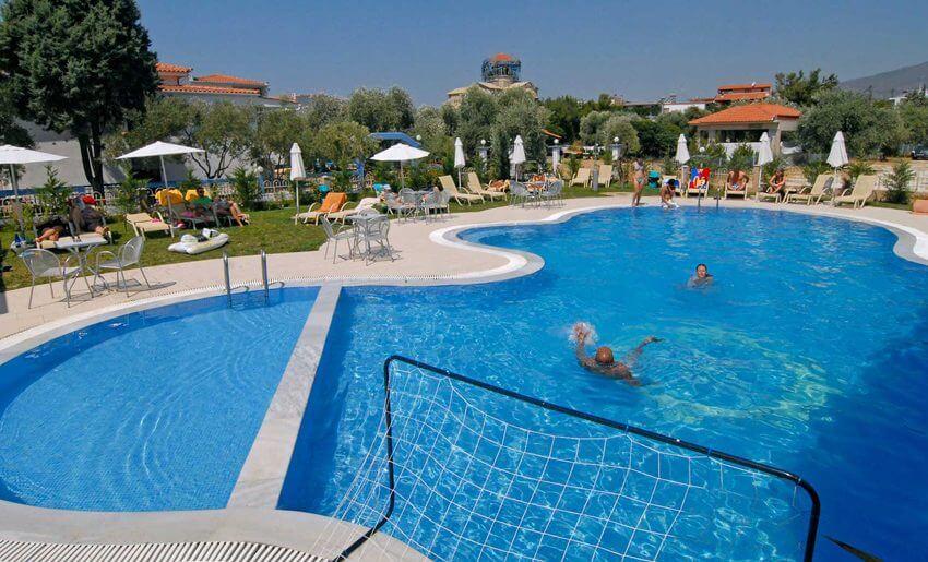 Astris Notos Hotel tasos letovanje apartmani bazen