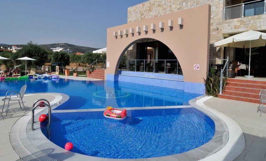 Astris Notos Hotel tasos letovanje apartmani grcka bazen za decu