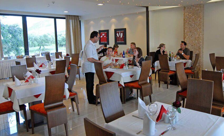 Astris Notos Hotel tasos letovanje apartmani restoran