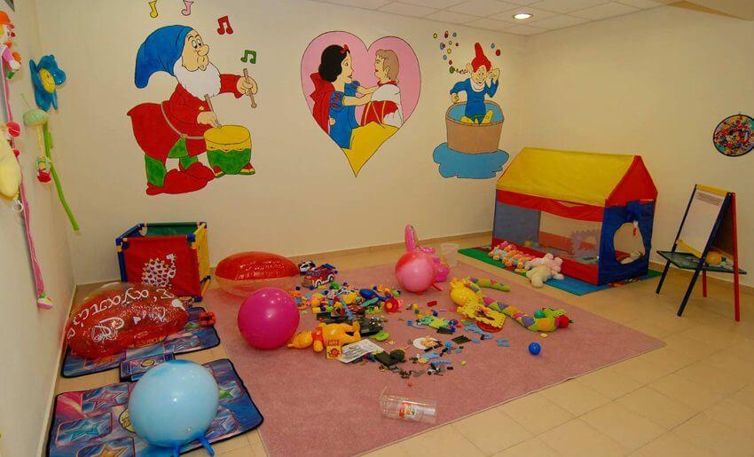 Astris Notos Hotel tasos letovanje apartmani soba za decu