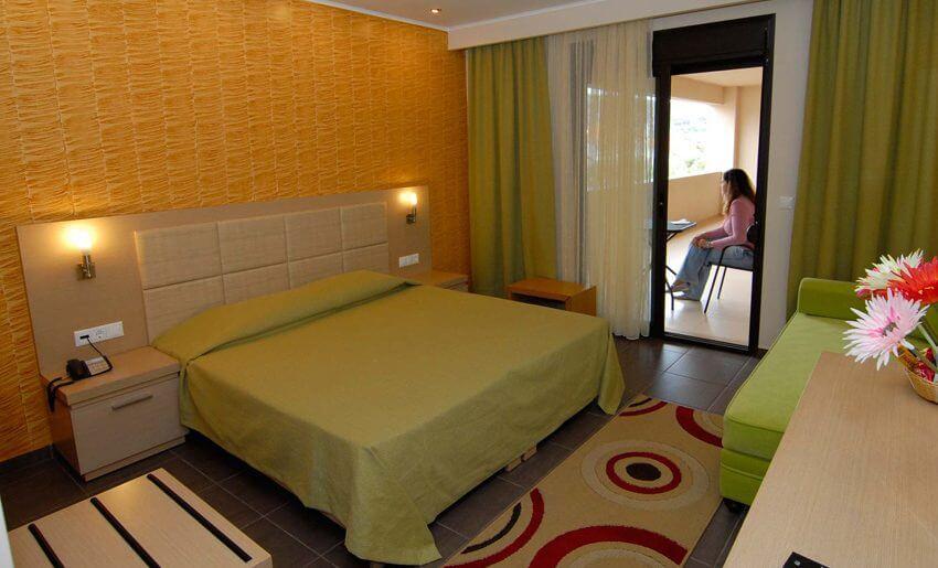 Astris Notos Hotel tasos letovanje apartmani sobe
