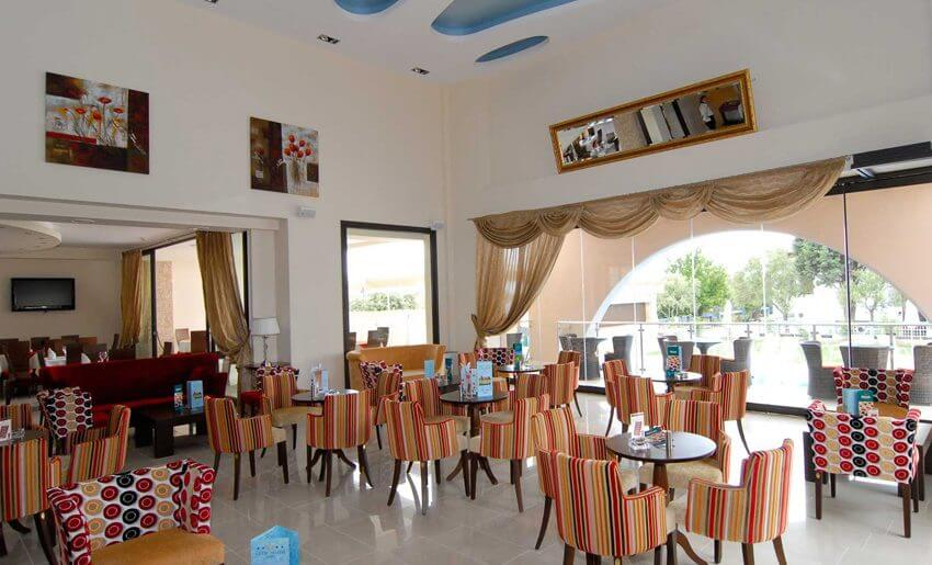 Astris Notos Hotel tasos letovanje restoran