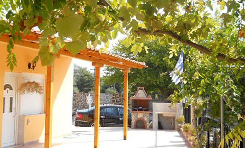 Dimitris 2 Vila Tasos grcka letovanje apartmani