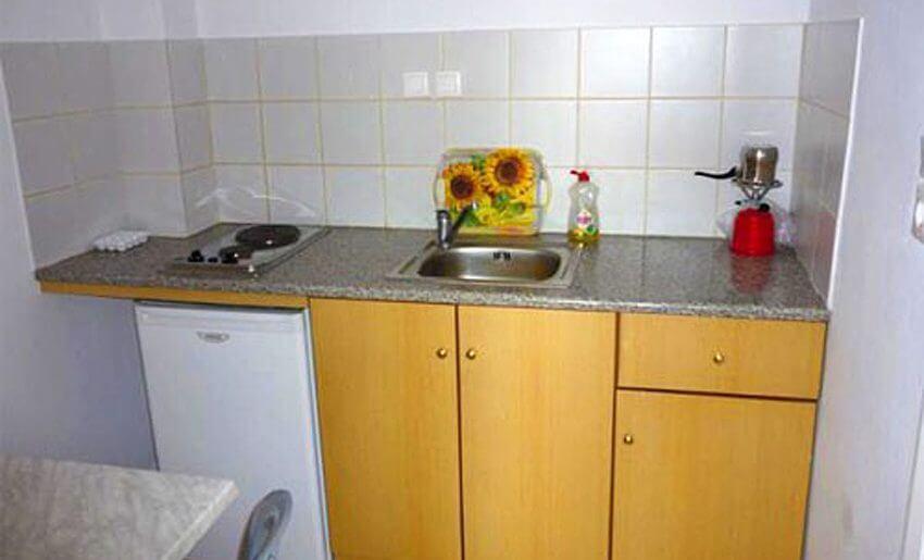 Dimitris 2 Vila Tasos grcka letovanje kuhinja
