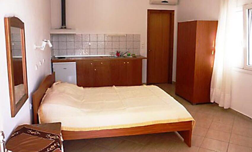 Dimitris 2 Vila Tasos grcka letovanje soba