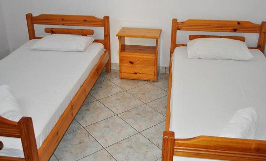 Dina Vila Tasos grcka letovanje apartmani sob dvokrevetna