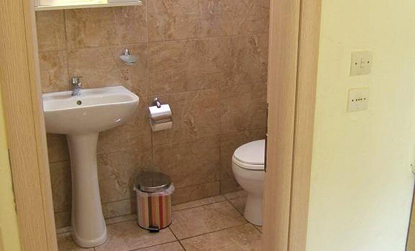 Dora Vila Tasos grcka letovanje kupatilo