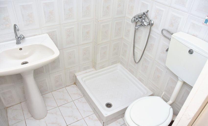 Dora Vila Tasos letovanje grcka kupatilo