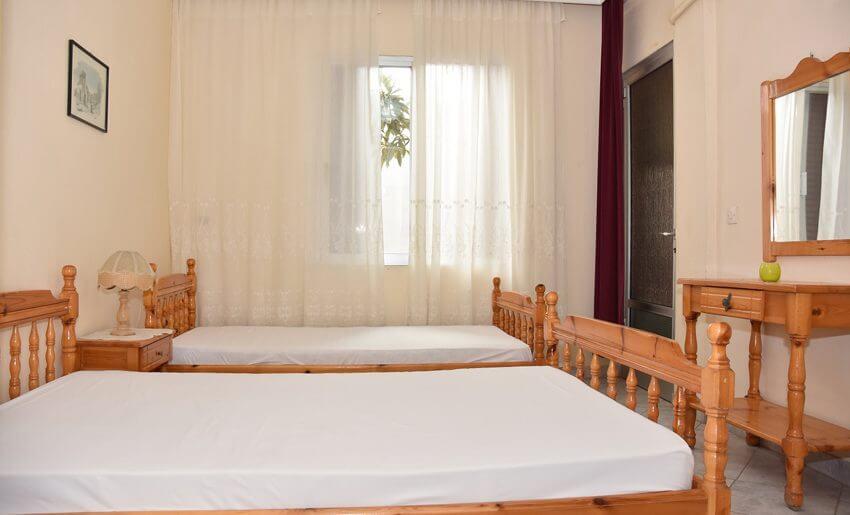 Dora Vila Tasos letovanje grcka soba