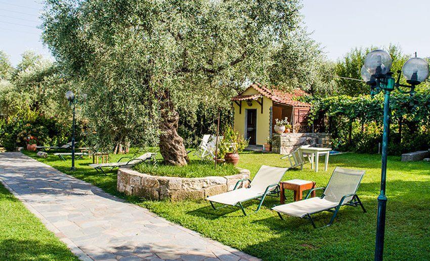 Effis Garden Apartmani grcka letovanje basta