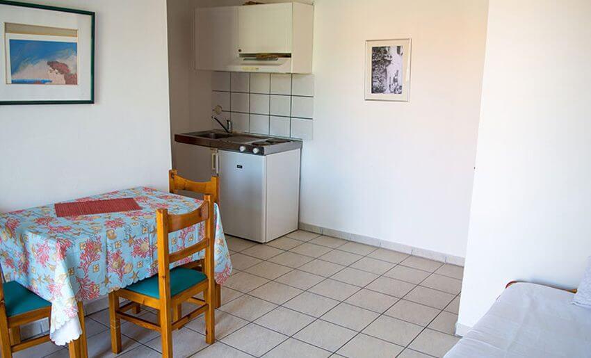 Effis Garden Apartmani tasos grcka letovanje studio