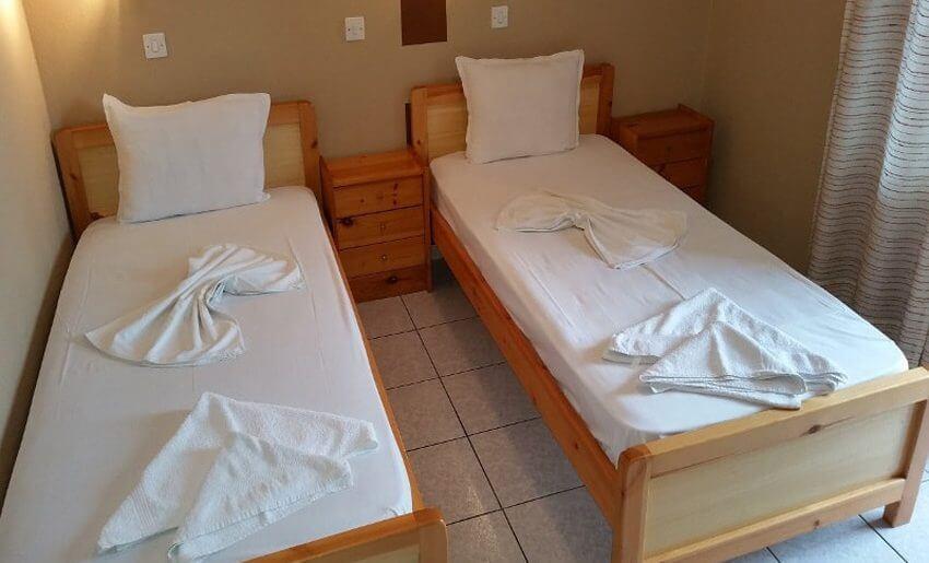 Eirini Vila Tasos grcka apartmani letovanje dvokrevetna soba