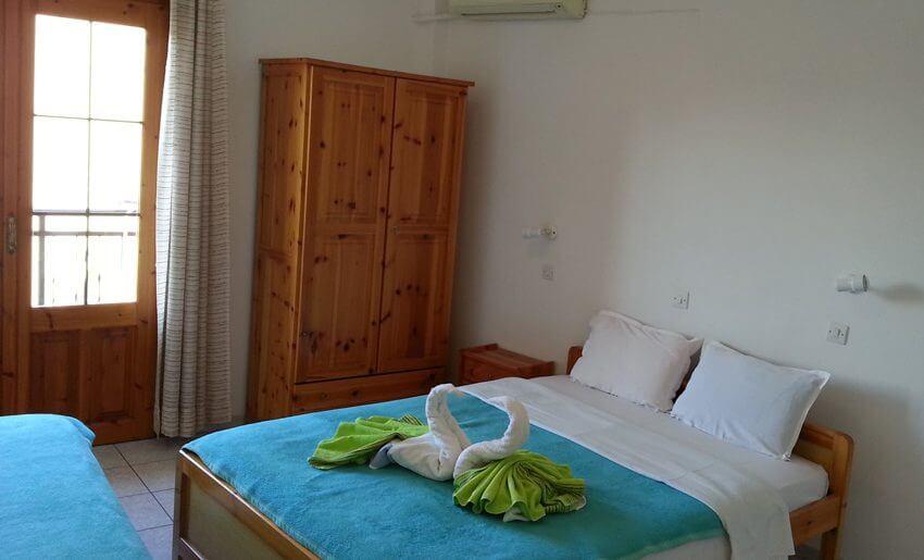 Eirini Vila Tasos grcka apartmani letovanje soba