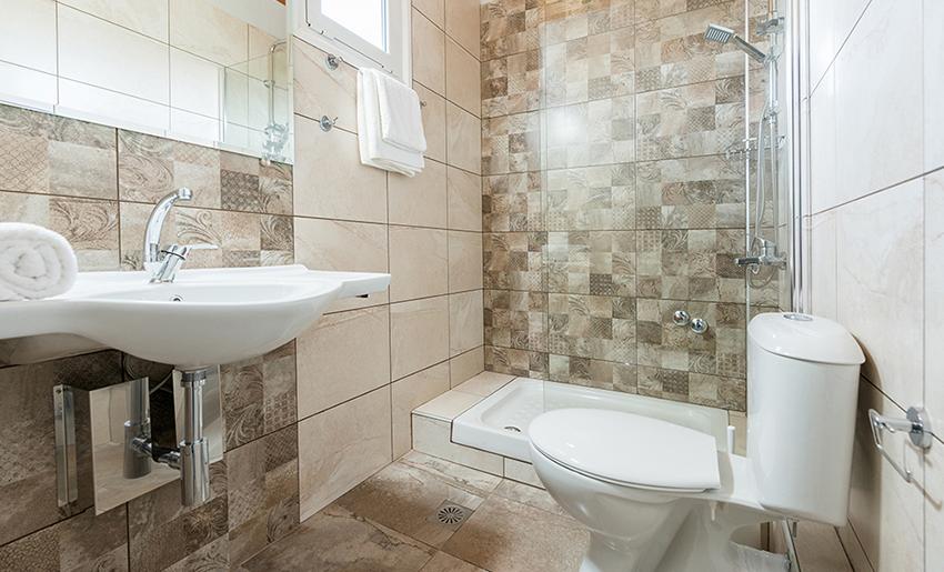 Iatrou Apartmani tasos potos grcka letovanje kupatilo