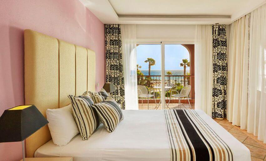 Ilio Mare Hotel grcka letovanje deluxe suite pogle more