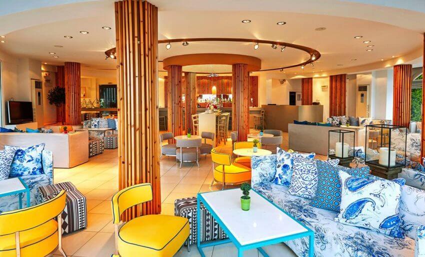 Ilio Mare Hotel grcka letovanje restoran