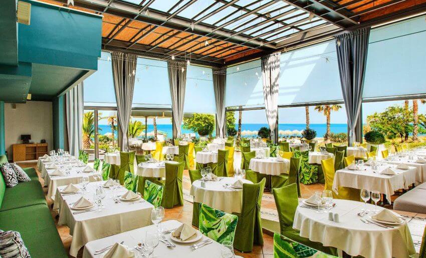 Ilio Mare Hotel grcka letovanje restorani