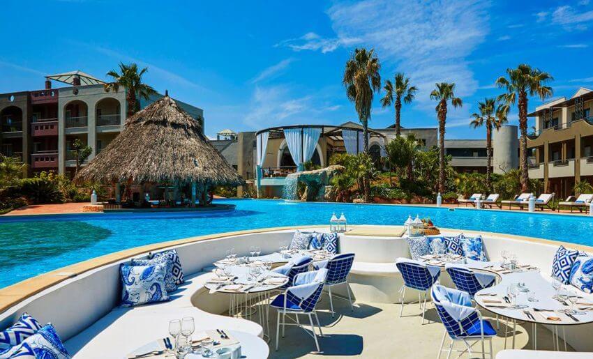 Ilio Mare Hotel letovanje bazen