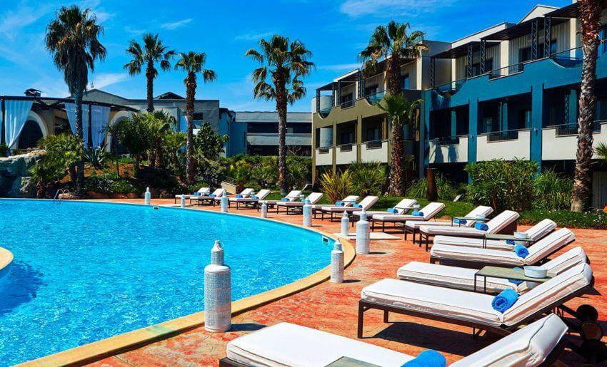 Ilio Mare Hotel letovanje grcka bazen