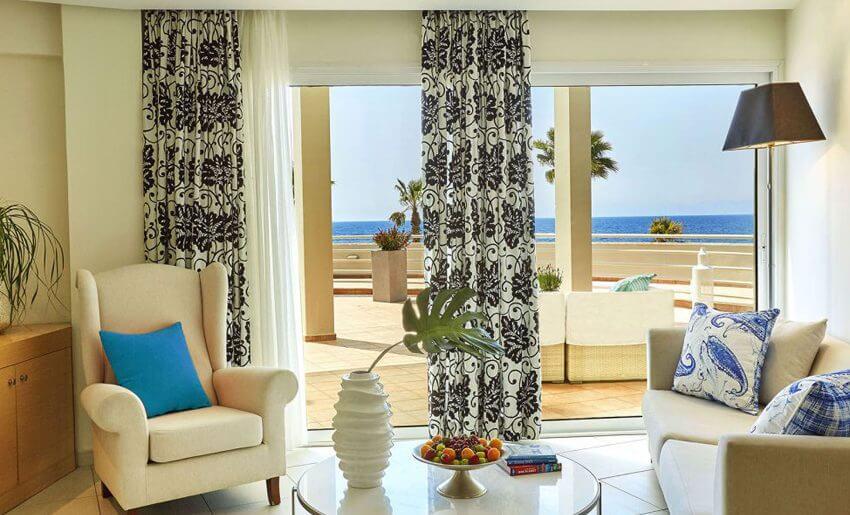 Ilio Mare Hotel letovanje grcka master suite