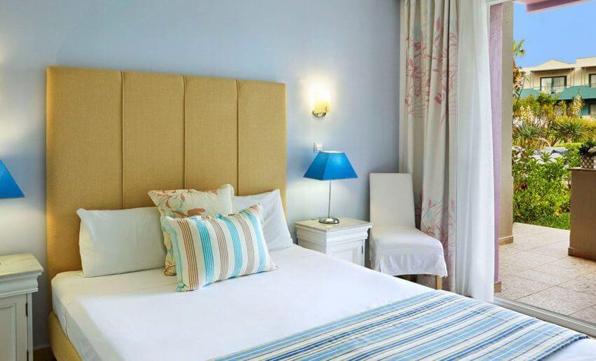 Ilio Mare Hotel tasos grcka letovanje soba