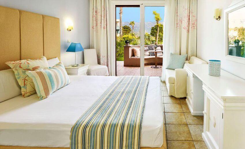 Ilio Mare Hotel tasos grcka letovanje standard soba