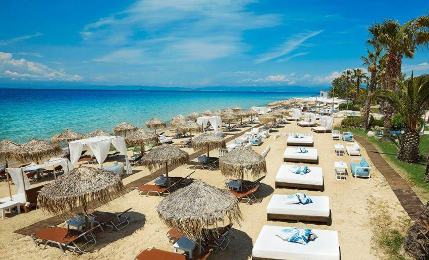 Ilio Mare Hotel tasos grcka letovanje