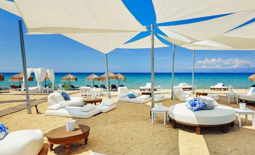 Ilio Mare Hotel tasos grcka plaza