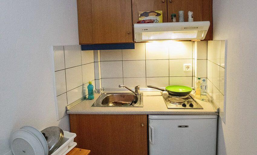 Irini Vila Tasos tasos grcka letovanje kuhinjica
