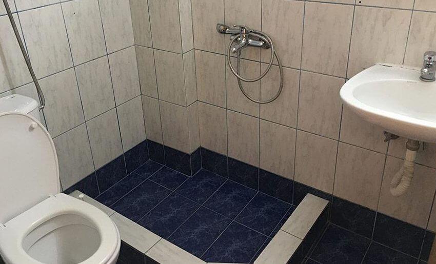 Koula Vila Tasos Grcka apartmani letovanje kupatilo