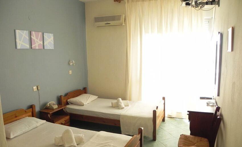 Lena Hotel Tasos letovanje grcka dvokrevetna soba
