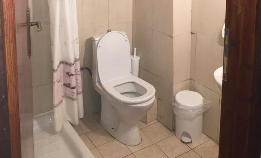 Lena Hotel Tasos letovanje grcka kupatilo