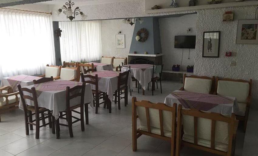 Lena Hotel Tasos letovanje grcka restoran