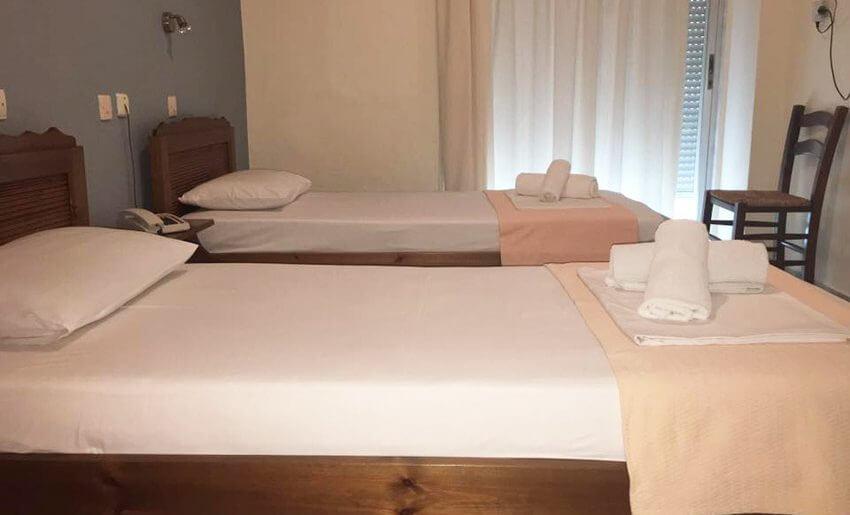 Lena Hotel Tasos letovanje grcka soba dvokrevetna
