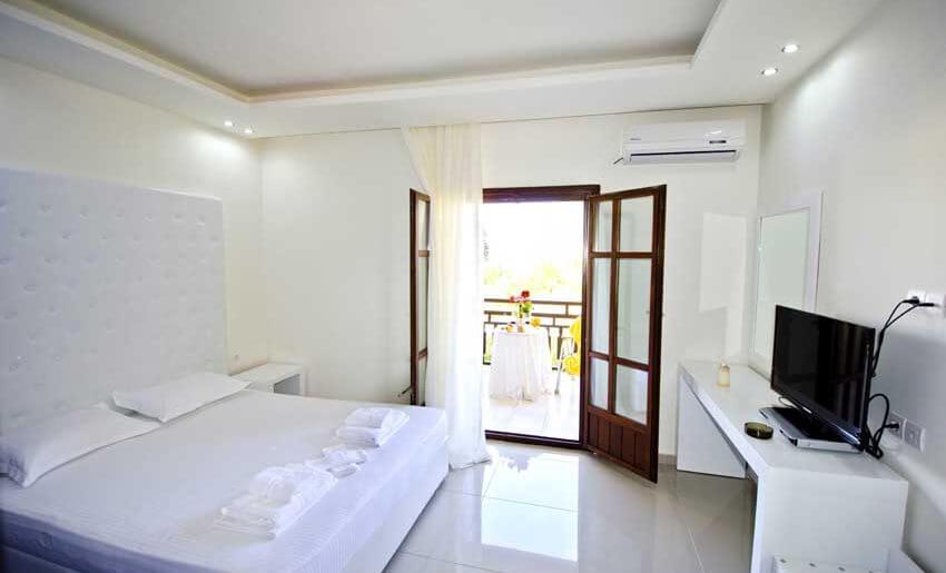 Makedon Hotel tasos smestaj grcka apartmani letovanje sobe