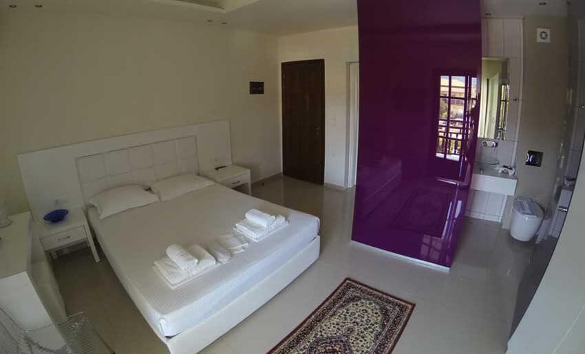 Makedon Hotel tasos smestaj grcka soba