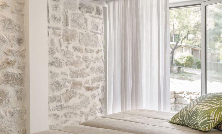 Makryammos Bungalows Hotel tasos grcka letovanje apartman terasa