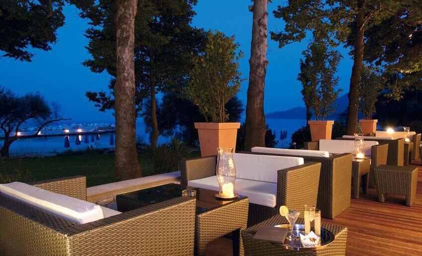 Makryammos Bungalows Hotel tasos grcka letovanje bar