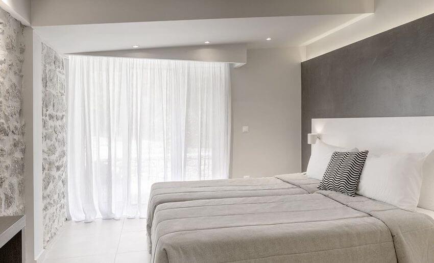 Makryammos Bungalows Hotel tasos grcka letovanje superior suite
