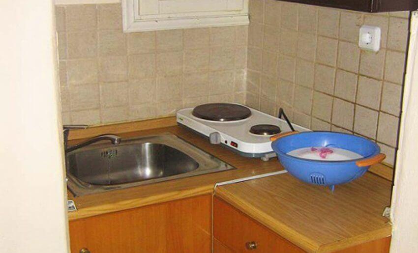 Maria 1 Vila Tasos grcka letovanje kuhinja