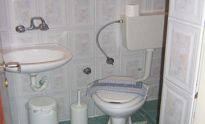 Maria 1 Vila Tasos grcka letovanje kupatilo
