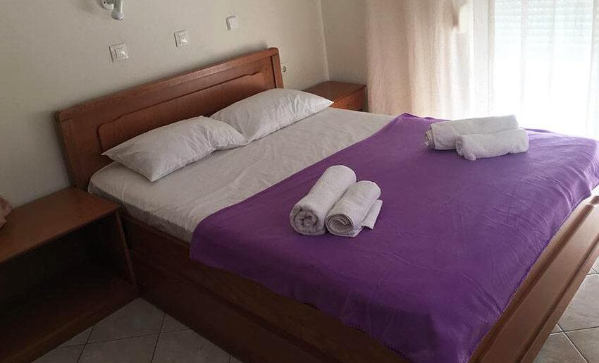 Maria 2 Vila Tasos grcka letovanje apartmani sobe