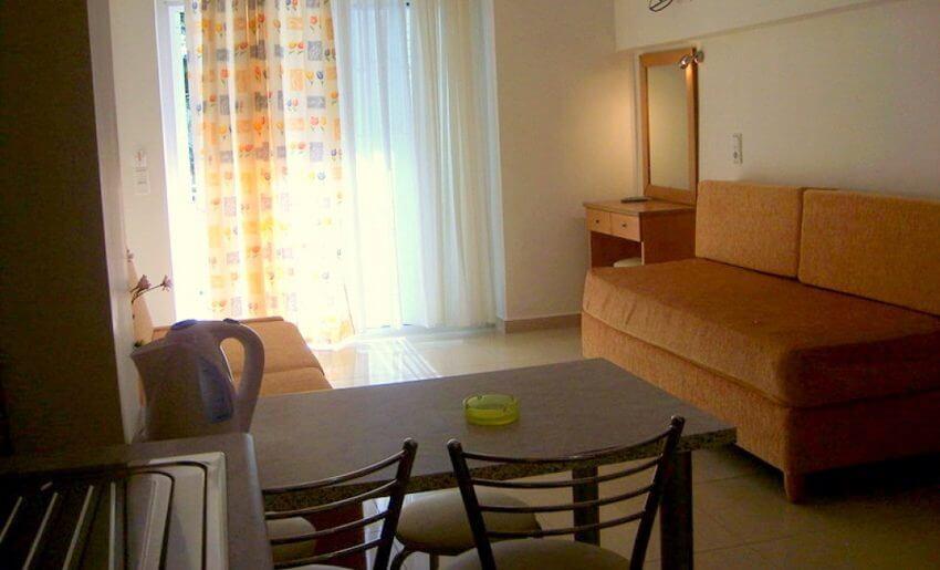 Maria Vila Tasos grcka apartman petokrevetni