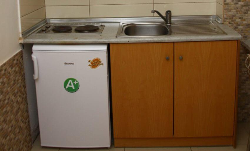 Maria Vila Tasos grcka apartmani letovanje kuhinja