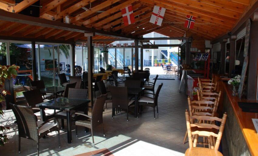 Maria Vila Tasos grcka apartmani letovanje restoran