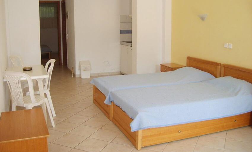 Maria Vila Tasos grcka apartmani letovanje smestaj